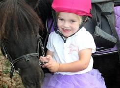 Pony e country nel parco