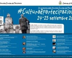 #culturaèpartecipazione