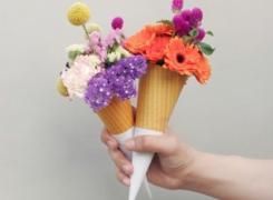 Nasce il gelato FlorArte