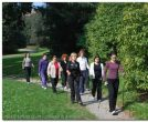 Nordic walking nel parco